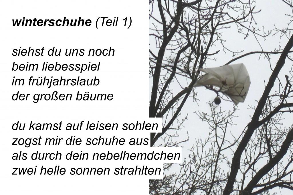 Winterschuhe (Teil 1)