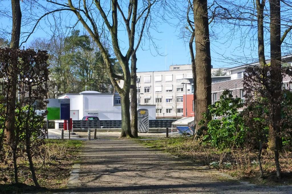 Stadtparksicht
