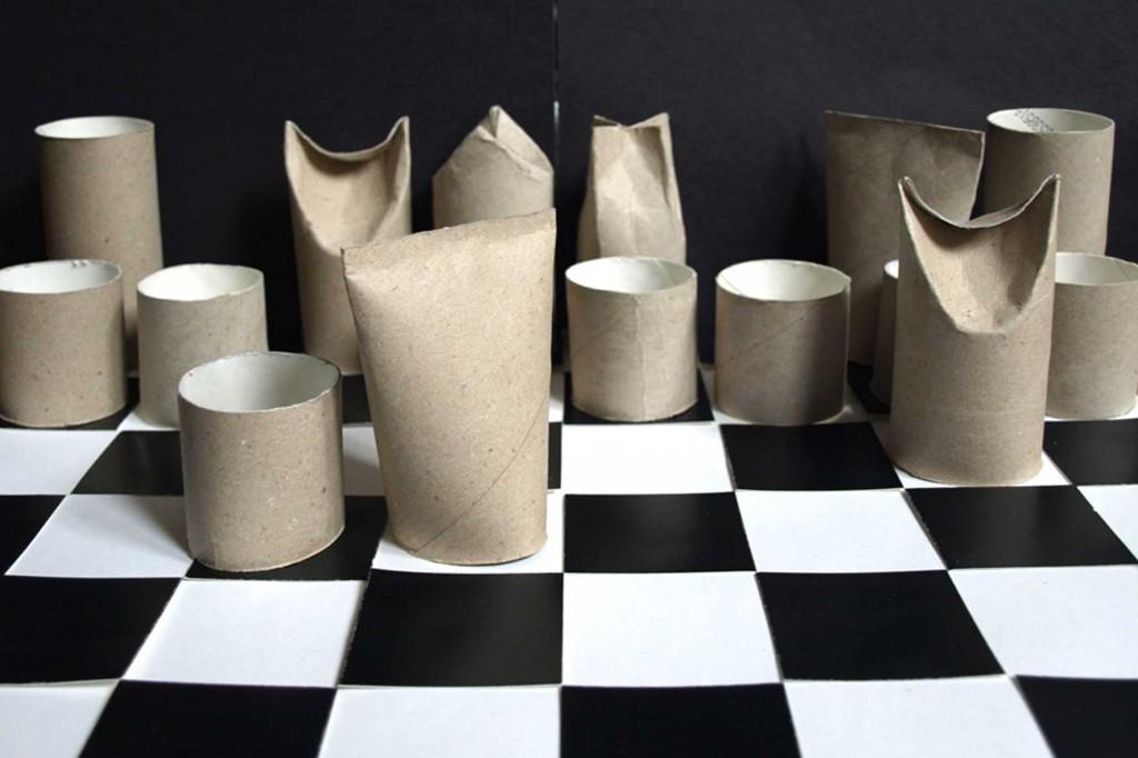 Toilettenpapierrollen