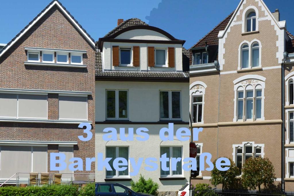 Barkeystraße