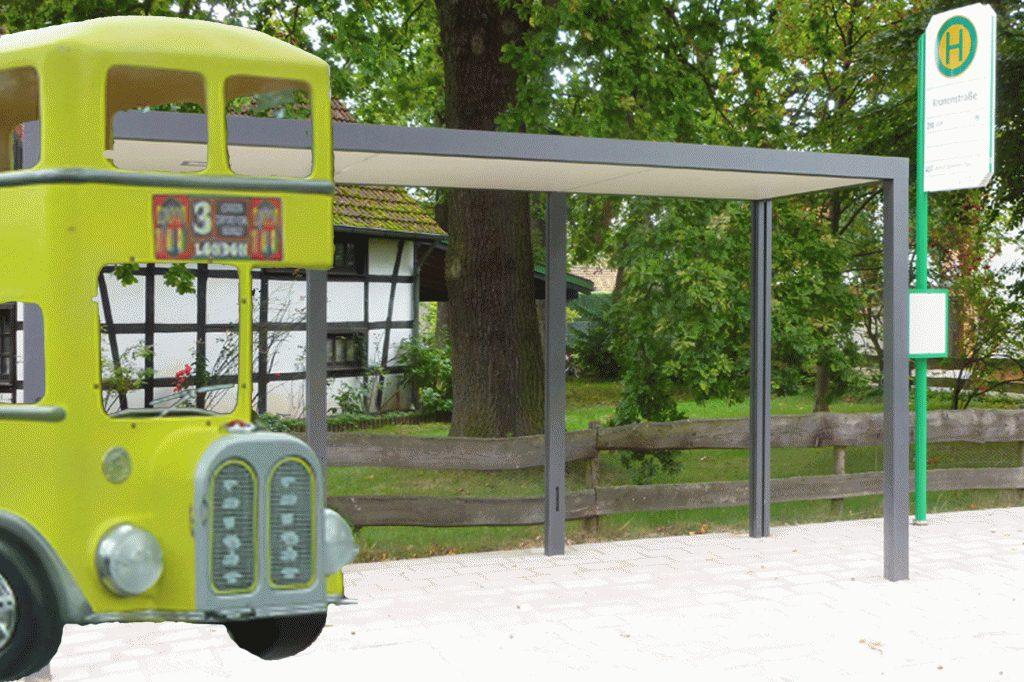Neues Buskonzept