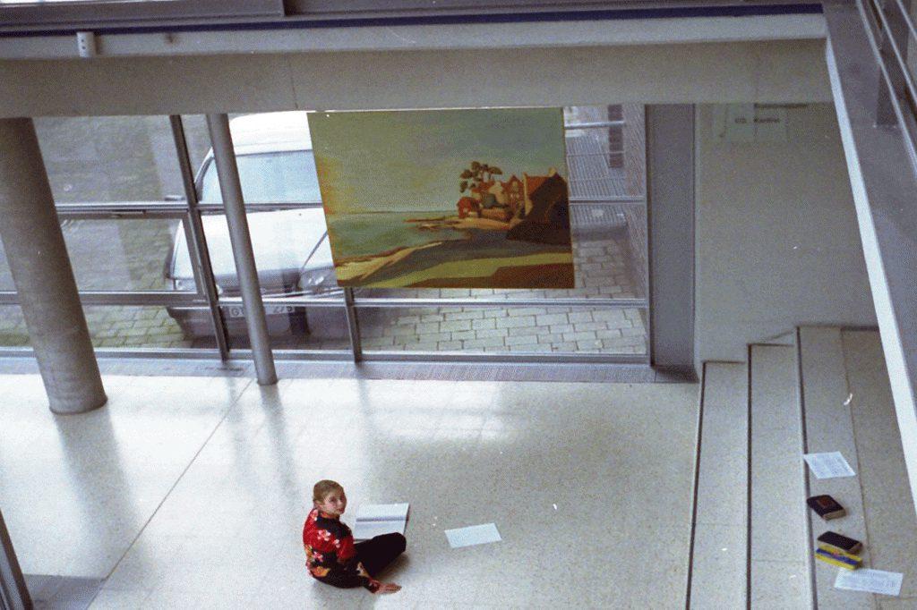 Ausstellungsbesuch Kreishaus