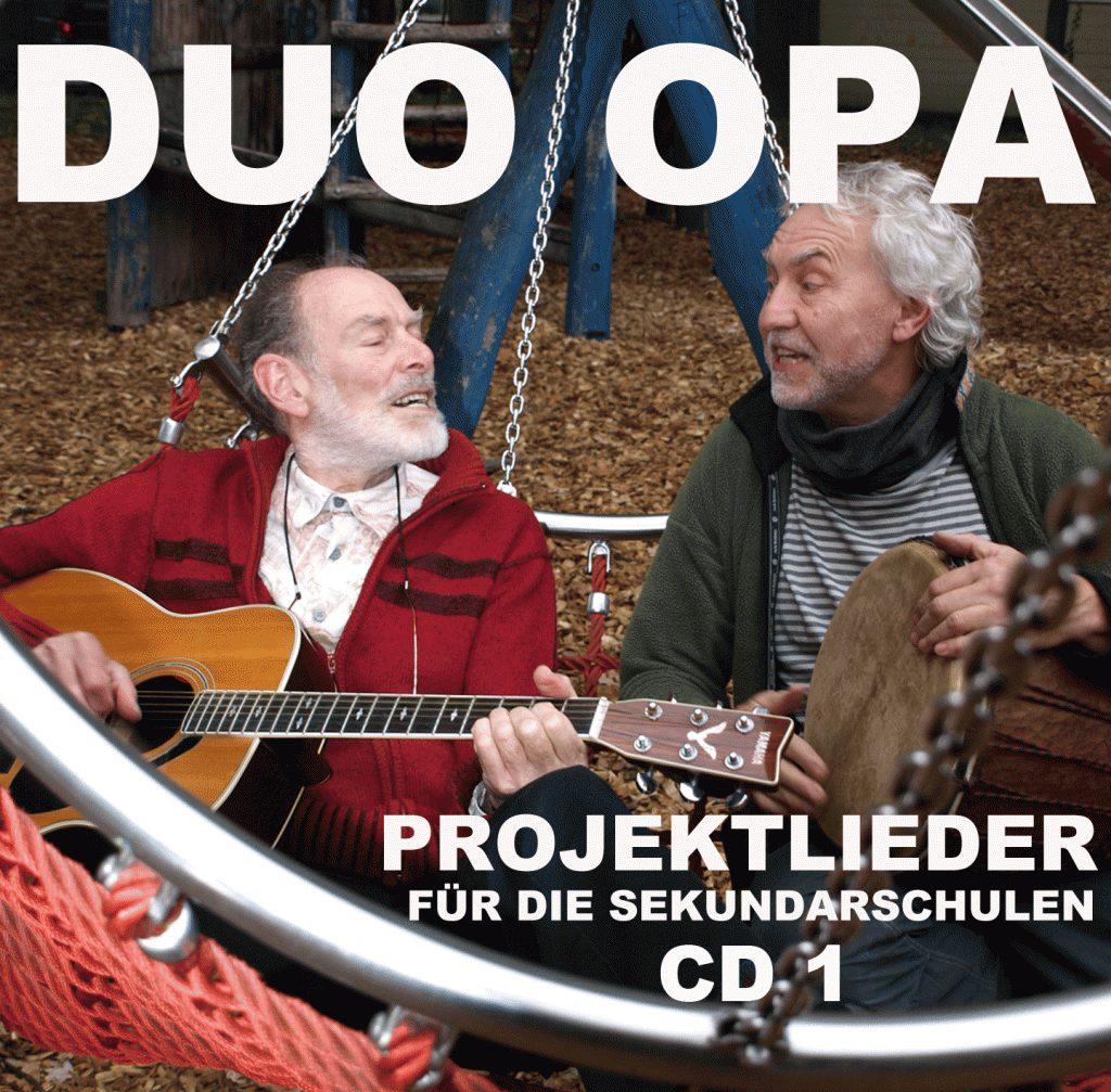CD-Projektlieder