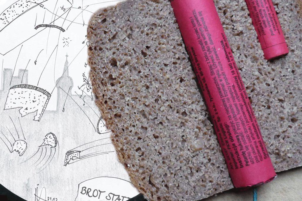 Brot statt Böller