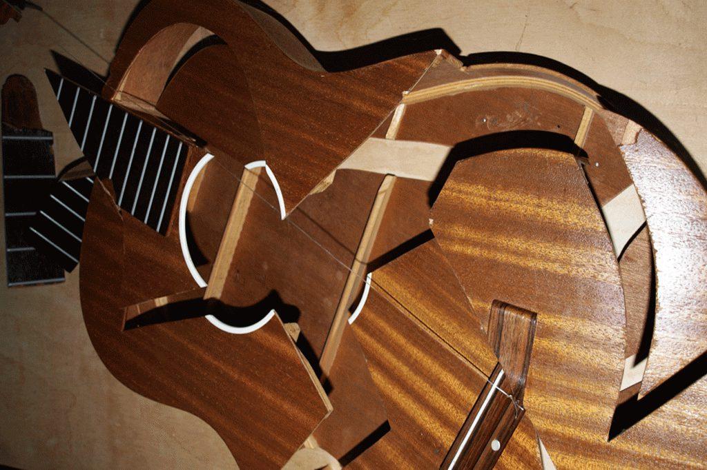 Gitarrenbruch
