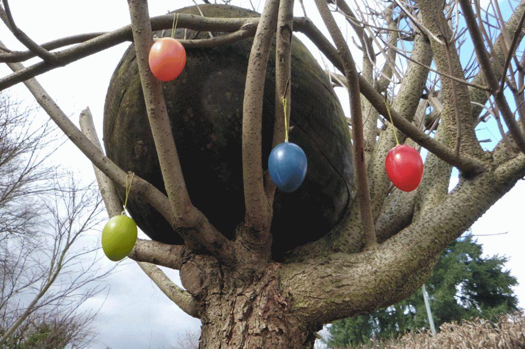 Großes Ei