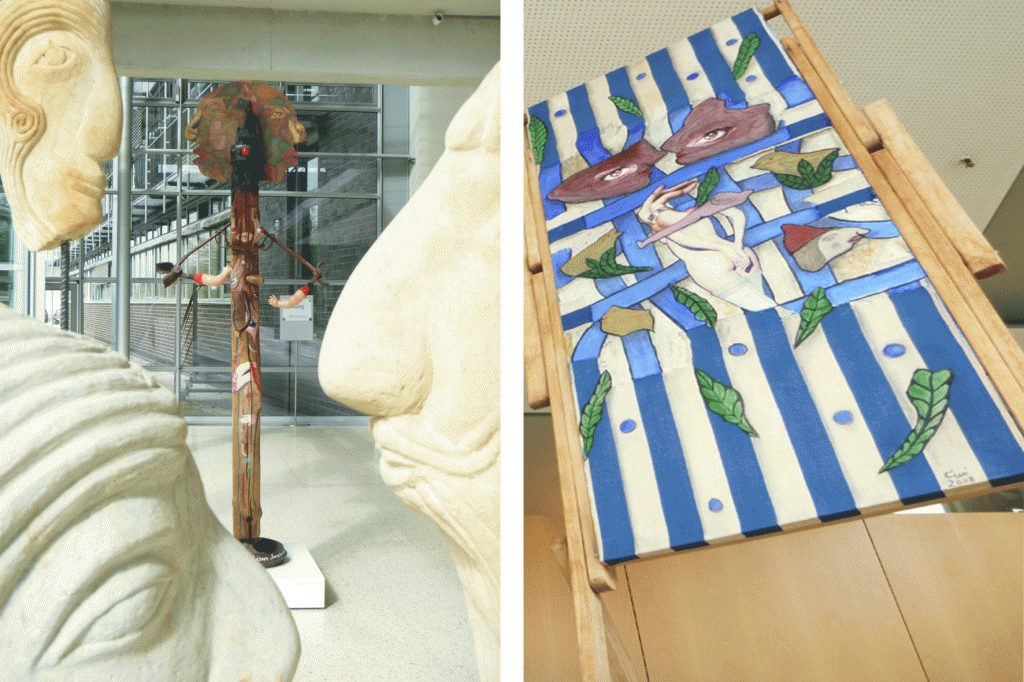 Ausstellung Kreishaus Gütersloh