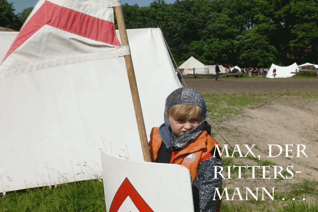 Max, der Rittersmann