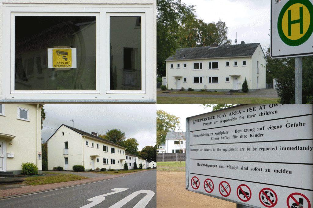 Siedlung Zeppelinstraße