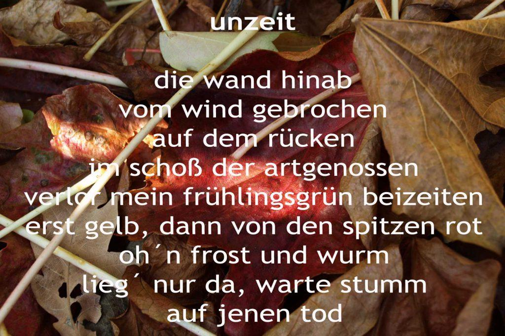 Herbstlyrik