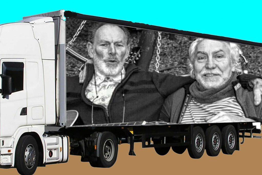truckwerbung