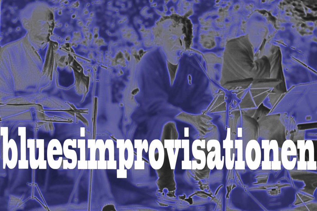 bluesimprovisationen