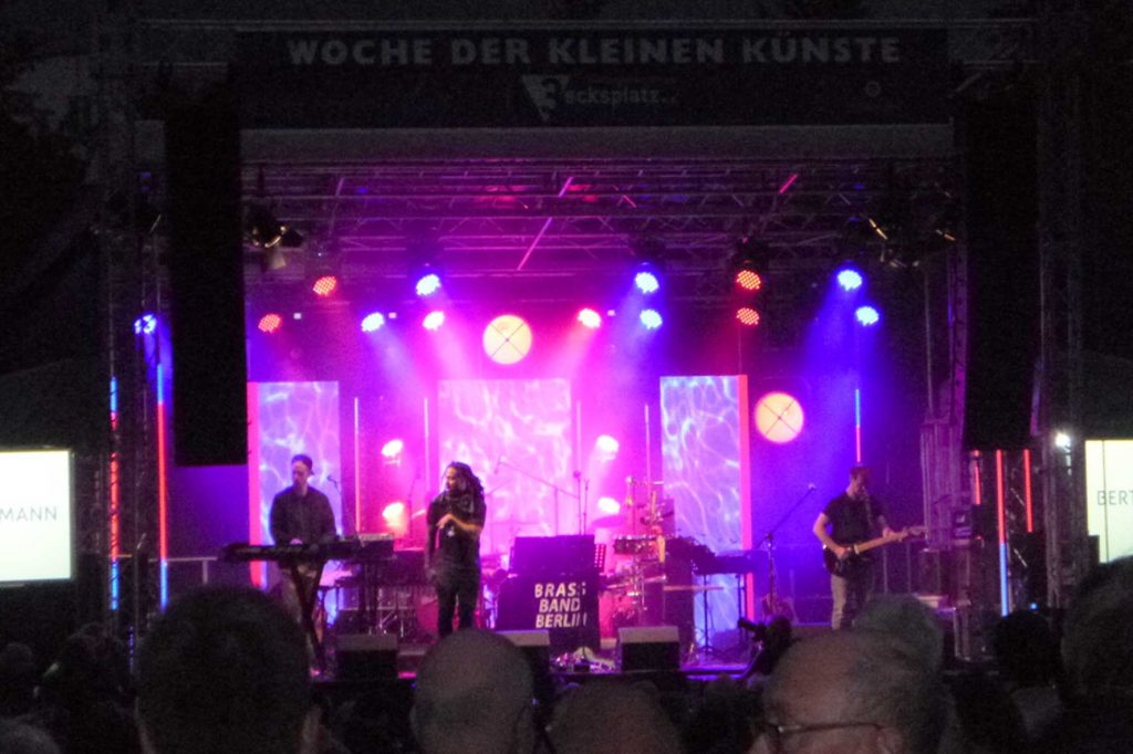 marvin brooks und band